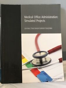 Office administration health service text books