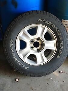 "Ford Escape 16"" rims"