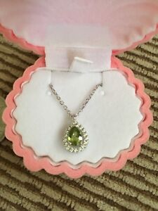 BNIB solid 925 sterling silver necklace
