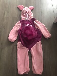 Piglet costume size 18 to 24 months
