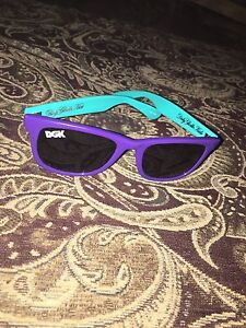 Brand new DGK glasses only wore twice 10$