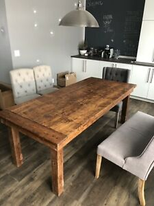 6 Person Kitchen Table