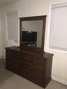 Dresser and Closet for Sale