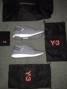 Adidas X Yohji Yamamoto (Y-3) Men's X-ray Zip Low Deadstock Hope Island Gold Coast North Preview