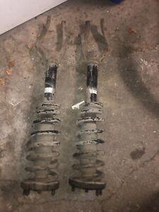 Acura tsx suspension