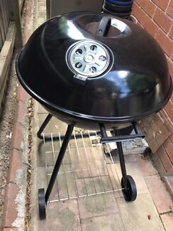 Almost new portable charcoal BBQ