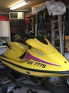 96 seadoo XP 800 TRAILER NOT INCLUDED