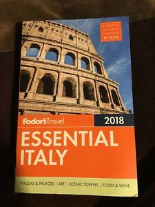 Fodor's Travel Essential Italy