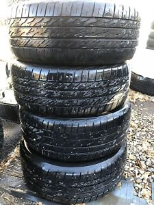 215/50R17 four all season tiers with rims