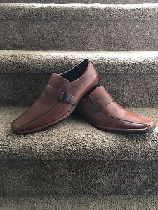 Men's Kenneth Cole Brown Dress Shoes
