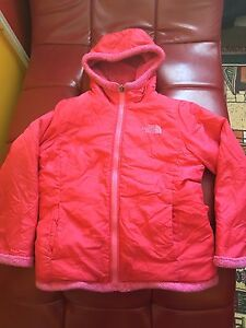 The north face jacket size 10/12 years old