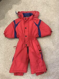 Snow Suit for Baby Rothwell Redcliffe Area Preview