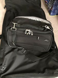 Travel suit bag and carry on bag