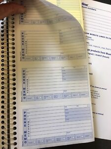 Phone message book