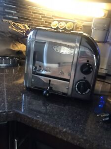DUALIT    Two-slice stainless Toaster