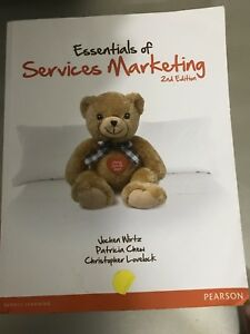Service Marketing Textbook- Humber Business/Marketing