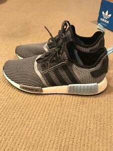 Adidas Boost NMD Clear Blue Size 12