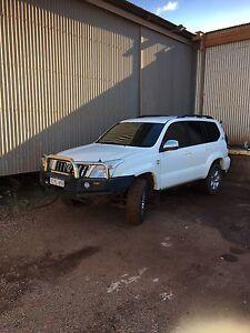 Toyota Prado Wedgefield Port Hedland Area Preview