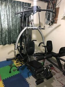 Body Solid Fusion F600 Home Gym With Leg Press