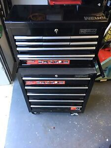 Supatool by Kingchrome 9 & 5 draw tool boxes Annandale Leichhardt Area Preview