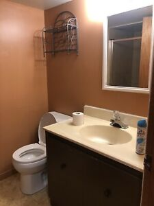 One bedroom basement apartment for rent in East Hamilton