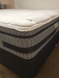 Sealy King Size High Performance Medium Mattress & ensemble RRP $5000+ Seaton Charles Sturt Area Preview
