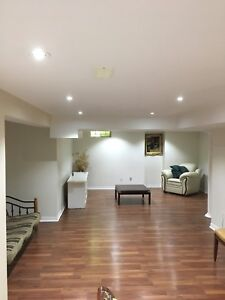 Completely renovated spacious basement apartment. Bayview & 16