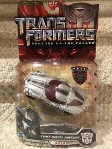 Transformers ROTF Strike Mission Sideswipe