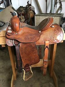 All Around Saddle For Sale