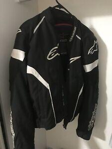 Alpinestars motorbike jacket size M