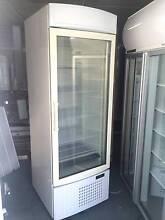 Commercial 1 Glass Door Fridge Sanyo Drinks Food Chiller Warranty Westmead Parramatta Area Preview