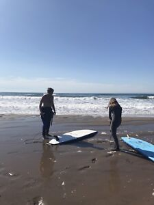 Surfboard wetsuit rentals full day only $35