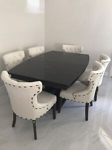 Two years old dinning table sets