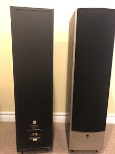 Athena tower speakers, moving sale