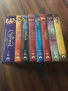 Charmed DVD set