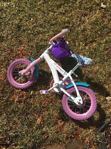 Vélo pour fillette bout de chou