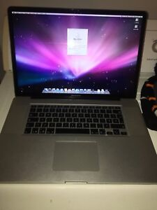 Macbook Pro à Vendre !!!