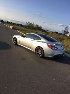 2010 Genesis Coupe 2.0T GT Safetied and E Tested
