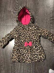 The children's place winter jacket. Size 9-12months
