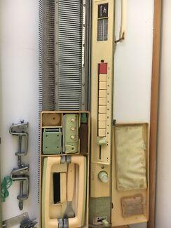Vintage Empisal knitting machine