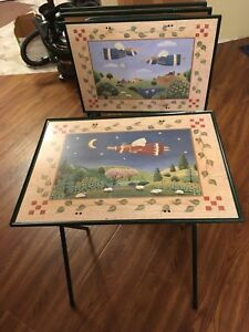 TV Table Trays
