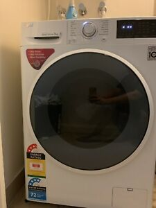 LG washing machine front load 7kg Low noise motor. New