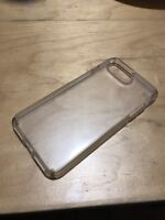 Clear case for iphone 7plus or 8plus