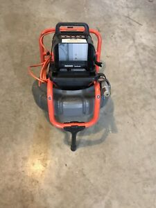 Ridgid seesnake sewer camera with location