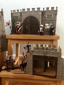 Playmobil Medieval Castles with Figures and accessories