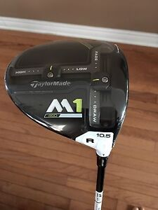 2017 TaylorMade M1 460 Driver 10.5 Degree