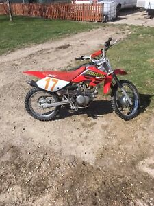 Honda 100cc Trade for 3 wheeler
