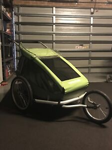 Croozer Kid for 2 - Double or Single seater