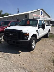 09 Ford F250