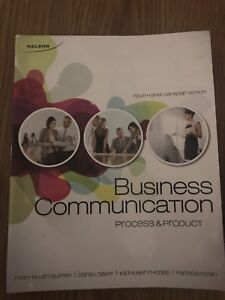 Business Communication 4th Edition